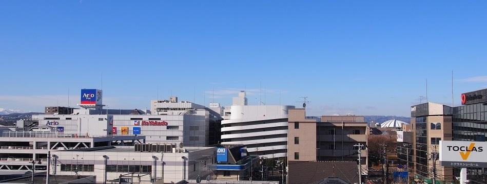 事務所からの風景